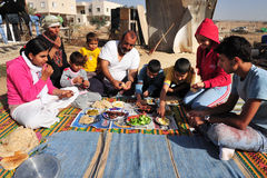 Feriado islâmico - festa do sacrifício Fotografia de Stock Royalty Free