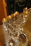 Feriado judaico de Hanukkah Foto de Stock Royalty Free