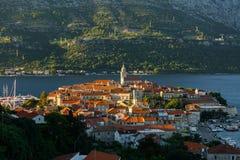 Feriado na Croácia bonita, Europa fotos de stock royalty free