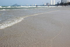 Feriado na praia Fotos de Stock