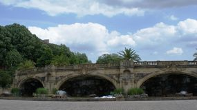 Feriados cidade em França, Metz Imagem de Stock