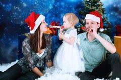 Feriados de inverno Imagem de Stock Royalty Free