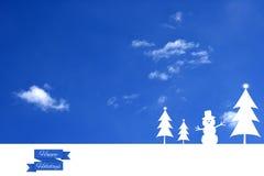 Feriados de inverno Imagem de Stock