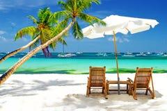 Feriados tropicais Imagens de Stock Royalty Free