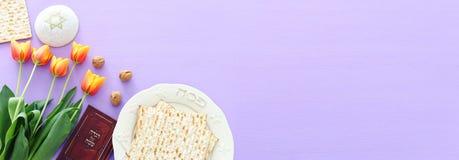 Ferie för påskhögtid för Pesah berömbegrepp judisk fotografering för bildbyråer