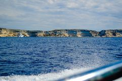 Ferie i Corse Royaltyfri Fotografi
