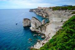Ferie i Corse Arkivfoto