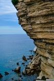 Ferie i Corse Arkivfoton