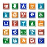 Ferie- och deltagaresymboler Arkivbilder