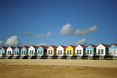 Ferie på stranden Royaltyfri Fotografi
