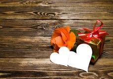 Ferie-/romantiker-/bröllop-/valentindagbakgrund Royaltyfria Bilder