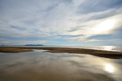 ferie; soligt; dag; härligt; sommar; ferie; hav; sand; sol; Arkivfoto