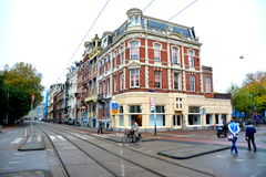 Ferie till det amsterdam och volendamlandskapet Royaltyfria Foton
