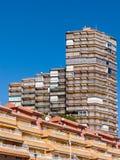 Ferielägenheter Costa Blanca Spain Royaltyfria Bilder
