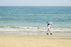 Ferien auf dem Strand 2 Lizenzfreie Stockfotografie