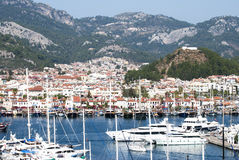 Ferien in der Türkei Lizenzfreies Stockbild