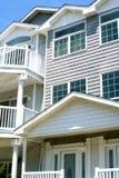 Ferien-Eigentumswohnung-Äußere Stockbilder