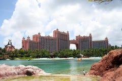 Ferien-Hotel Stockbilder