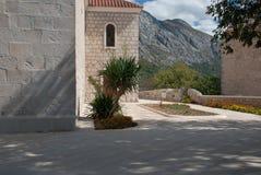 Ferien - Igrane, Kroatien Lizenzfreies Stockfoto