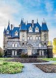 Ferienort-Schloss Garibaldi Stockfoto