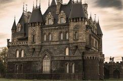 Ferienort-Schloss Garibaldi Stockfotografie