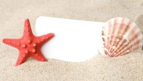 Ferienspeicher vom Strand Lizenzfreie Stockfotos