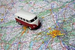 Ferienverkehr Lizenzfreie Stockfotos