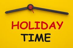 Ferienzeitkonzept Lizenzfreie Stockfotos
