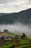 Ferier i bergen Fotografering för Bildbyråer