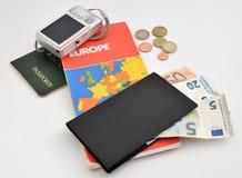 Ferier i Europa Arkivbilder