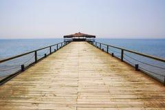 ferieväg Fotografering för Bildbyråer