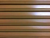 Feritoie di legno Fotografia Stock