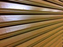 Feritoie di legno Immagini Stock