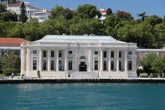 Feriye Karakolu i Istanbul Arkivfoton