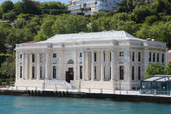 Feriye Karakolu i Istanbul Royaltyfri Foto