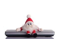 Fermé pour Noël Photographie stock