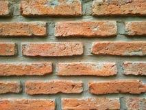 Fermé vers le haut de la texture de mur de briques Photo stock