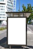 Fermata dell'autobus al torso di giro 03 immagine stock
