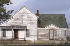 ferme abandonnée Images stock