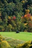 Ferme d'automne Image stock