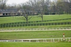 Ferme de cheval du Kentucky image stock