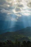 Ferme de montagne Image stock