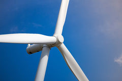 Ferme de turbines de vent Photo stock