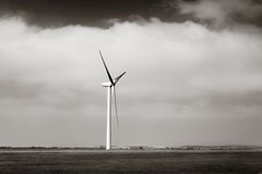 Ferme de vent Photographie stock libre de droits