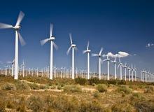 Ferme de vent Photo libre de droits