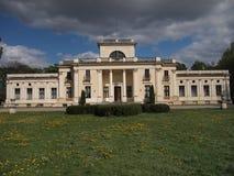 Ferme du manoir de Traku Voke (Vilnius, Lithuanie) Photographie stock libre de droits