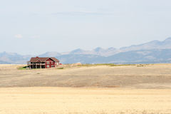 Ferme du Montana Photos stock