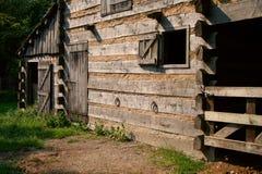 Ferme ou ranch de cru Photographie stock