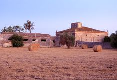 ferme Sicile photos stock