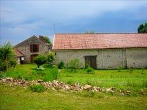 ferme traditionnelle Images libres de droits